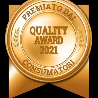 Quality Award 2021 Pet
