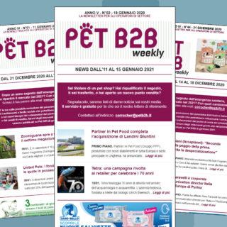 Pet B2B Weekly Giuntini