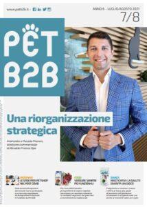 Pet B2B Luglio / agosto 2021 Cover