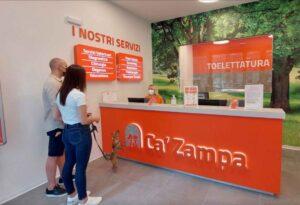 Nuovo centro Ca'Zampa ad Arese